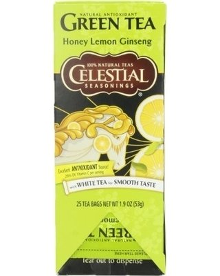 Honey Lemon Ginseng